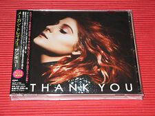 MEGHAN TRAINOR Thank You with Bonus Tracks (Total 19 tracks)   JAPAN CD