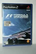 FORMULA ONE 2002 GIOCO USATO OTTIMO STATO PS2 VERSIONE ITALIANA AT3 43987