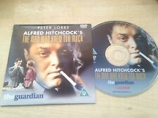 THE MAN WHO KNEW TOO MUCH Starring Peter Lorre Alfred Hitchcock's DVD