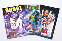 Wizard Mini Comic Book Lot | Ghost in the Shell  Evil Ernie  Vampirella FREE S&H