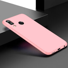 For Huawei Nova 3i 2i 3 Ultra-thin Matte Colorful Silicone Shockproof Case Cover