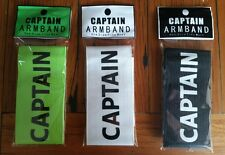 Soccer Football Captain Armband ONE SIZE FITS MOST - YOUTH