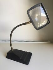 Combined Optical Industries ltd Magnifying Glass With Stand.