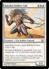 Raksha, Golden Cub MTG Fifth Dawn Rare EDH Legend