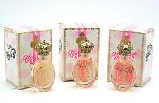 Couture Couture  0.16 fl oz - 5 ml Parfum Mini Splash for Women (Package of 3)