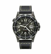 Xezo Air Commando Divers, Pilot Miyota 9015 Automatic Watch. 30 ATM WR. Hi-Lume