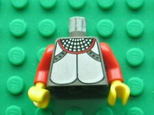 LEGO Minifig Torso with Gray Plate Armor Pattern 973px115 Set 6091 4801 6098....