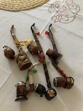 Lot De 7 Pipes De Collection N3