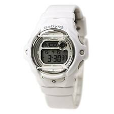 Casio Baby-g White Women's Sport Watch Bg169r 7a