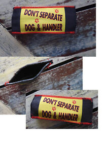 NEW woven assistance / Service Dog  lead sleeve