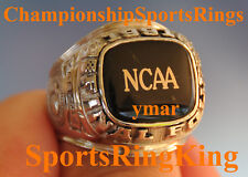 1991 KANSAS JAYHAWKS NCAA FINAL 4 FOUR BASKETBALL CHAMPIONSHIP PLAYER RING KU
