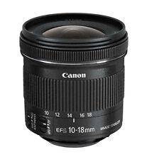 Objetivos zoom para cámaras Canon EF-S Canon