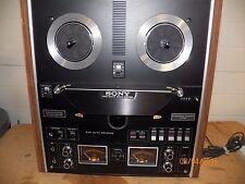 Sony TC-580 Reel to Reel - auto reverse Tape Recorder