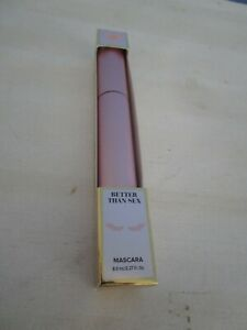 100% Original Too Faced Full Size Better Than Sex Mascara New In Box