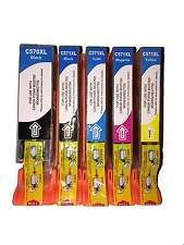 5x Cartouche d'encre imprimante compatible avec Canon PGI-570XL CLI-571XL MG7750
