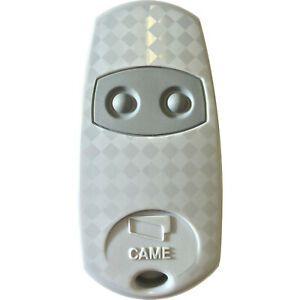 Came TOP432EE 2 Button Gate Remote Key Fob Transmitter
