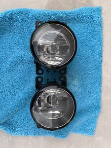 11-14 Porsche Cayenne S Front Fog Light Lamps