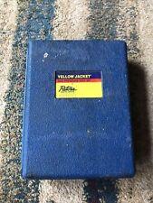 Yellow Jacket Gas Pressure Test Kit Ritchie 78060 78055