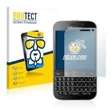 AirGlass Glasfolie Blackberry Classic Q20 Panzerfolie Schutzglas Schutzfolie