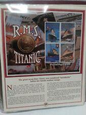 Postal Commemorative Society Tribute To RMS Titanic. B31