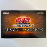 BANDAI Yu-Gi-Oh OCG Duel Monsters PRISMATIC GOD BOX NEW PSL Card NEW
