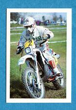 SUPER GRAND PRIX Euroflash '88 Figurina-Stickers n. 152 - GIORGIO GRASSO -New