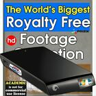 Huge HD Royalty Free Stock Video Footage - Academic