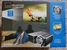 LED PROJECTOR LCD IMAGE SYSTEM