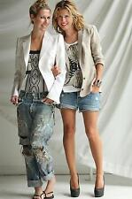 SASS & BIDE  'All In One'  Custom Limited Edition Boyfriend Jeans - Sz 24 - $590