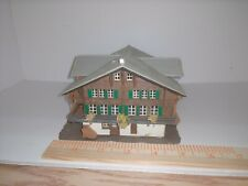 Kibri House With Barn Door Rear Ho Scale