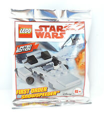 Lego ® Star Wars Limited Edition 911728/First Order snowspeeder/polybag