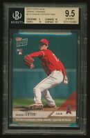 SHOHEI OHTANI 2018 Topps NOW RC #ST-4 BGS 9.5 GEM MINT+ w/ 2 10's (9/10/10/9.5)