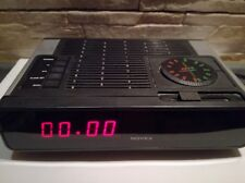 Novex electronic 177 radiosveglia anni 80 vintage funzionante