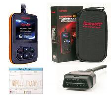 I906 saab OBD diagnóstico todos para unidades de control, ABS, airbag error leer & borrar