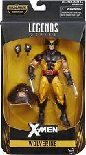 X-Men Marvel Legends Wolverine Juggernaut Build A Figure Wave New BAF head