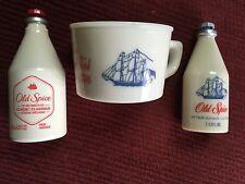 Old Spice - Shaving Mug (Shulton) - Ship Grand Turk Salem 1786 Commemorative