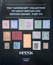 Auction catalogue LIONHEART Collection Great Britain & British Empire