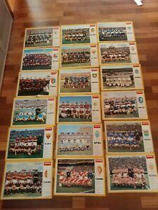 Il Giornalino 1965 18 Numeri Tutte Le Squadre Di Serie A 1965/66