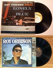 LP Roy Orbison Lonely And Blue/There Is Only One original Monument vinyl record