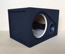 "Custom Ported Sub Box Enclosure for 1 10"" JL Audio 10W6v3 W6 Subwoofer - 39hz"