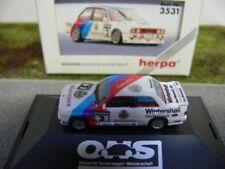 1/87 Herpa BMW M3 Sport Evol.Team Schnitzer #3 J. Cecotto DTM 3531