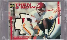 1994 COLLECTORS CHOICE FOOTBALL THEN & NOW INSERT SET SEALED STARS**** *T085
