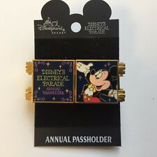 DLR Passholder Exclusive Electrical Parade Welcome Home LE 5000 Disney Pin 6358
