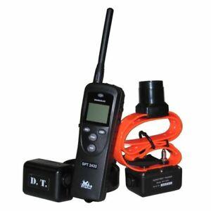 D.T. Systems Super Pro e-Lite 2 Dog 3.2 Mile Remote Trainer with Beeper