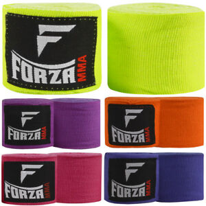 """Forza Sports 120"""" Mexican Style Boxing and MMA Handwraps - 5-Pack"""