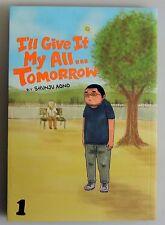 ESL4912. MANGA I'll Give it My All Tomorrow Volume 1 by Shunju Aono VIZ (2010)_