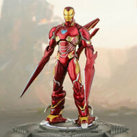 Avengers Iron Man Mark 50 S.H.Figuarts MK50 Nano Style Weapon Action Figure New