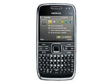 Nokia E72 Black(Unlocked)Smartphone 5MP WIFI GPS QWERTY keyboard