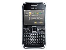 Nokia E72 Black(Unlocked)Smartphone 5MP WIFI GPS QWERTY keyboard
