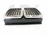 Genuine BMW 3 Series E30 Front Bumper Center Radiator Grill 51131945877